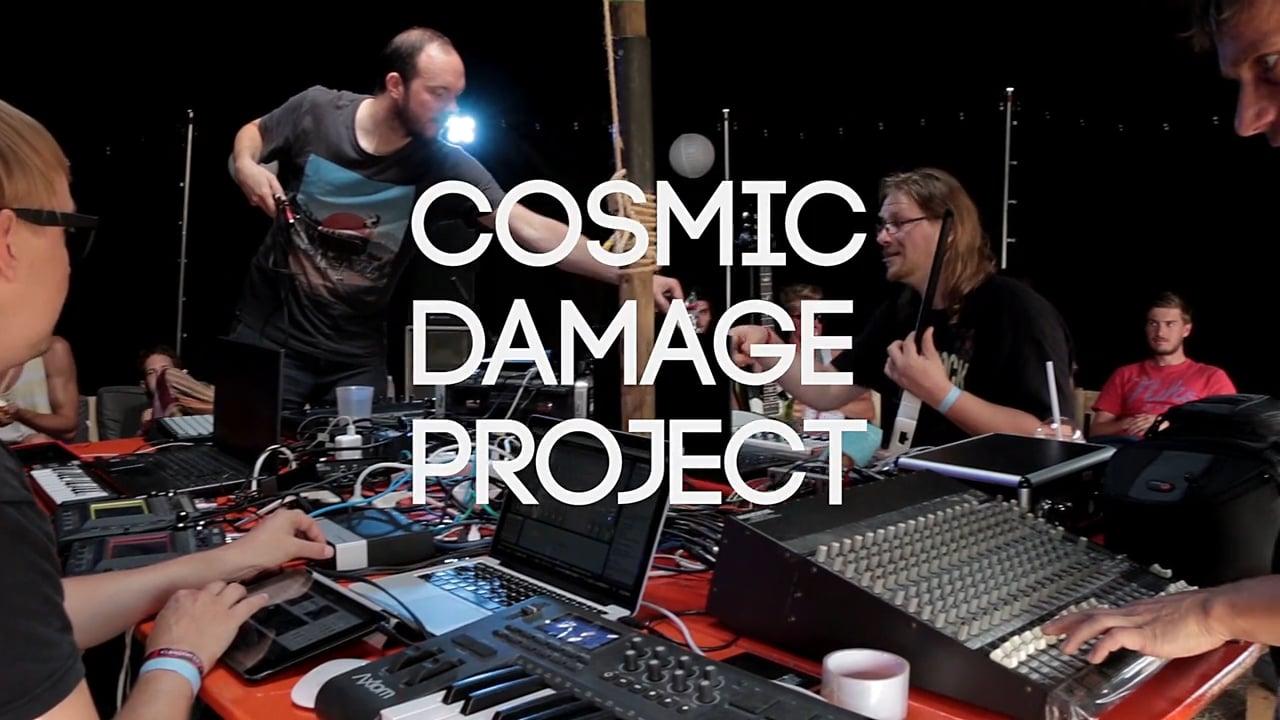 Cosmic Damage Project