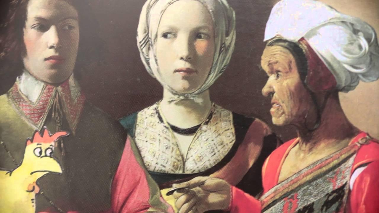 Peter Gaymann: Reif für's Museum
