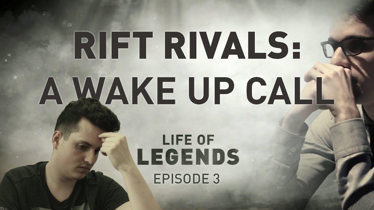 Life of Legends: Rift Rivals